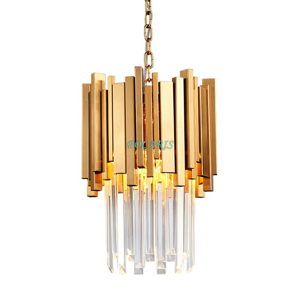 Современная хрустальная люстра, светильник ing, Роскошная Современная Люстра для отеля, гостиной, столовой, Хрустальный подвесной светильник