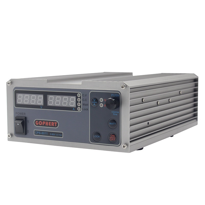 CPS-6011 60V 11A High power CPS-6011 digital display DC power supply adjustable 0-60V/0-11A Adjustable power supply цена и фото