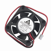 GDT 5v 2pin 40mm 40x40x10mm usb fan