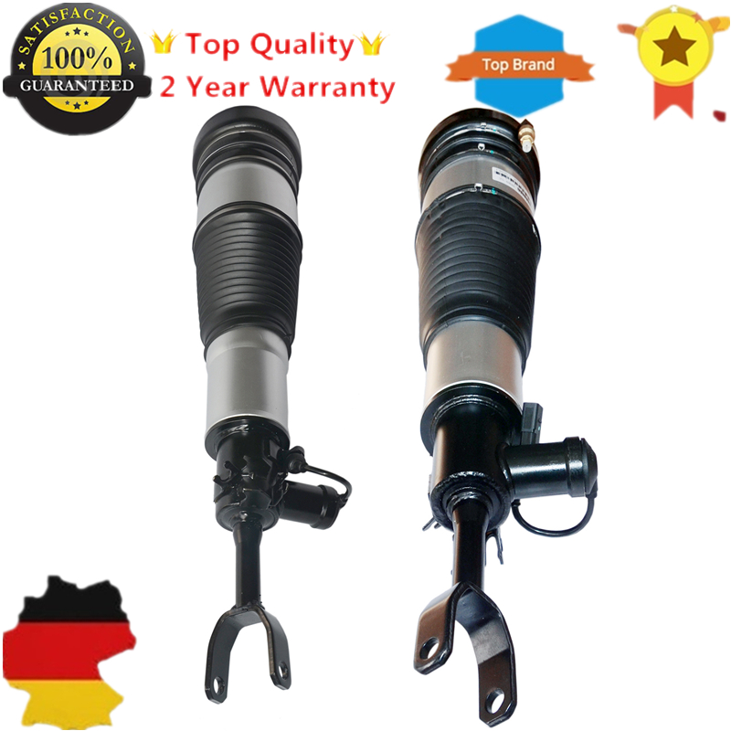 Front Left +Right Air Suspension Air Spring Bag Strut For Audi S6 A6 C6 Quattro 4F 4F0616040 4F0616039 P S AA M J Q R T
