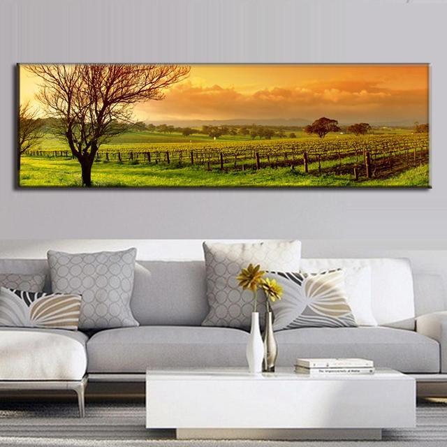 aliexpress com buy super large single picture landscape vineyard
