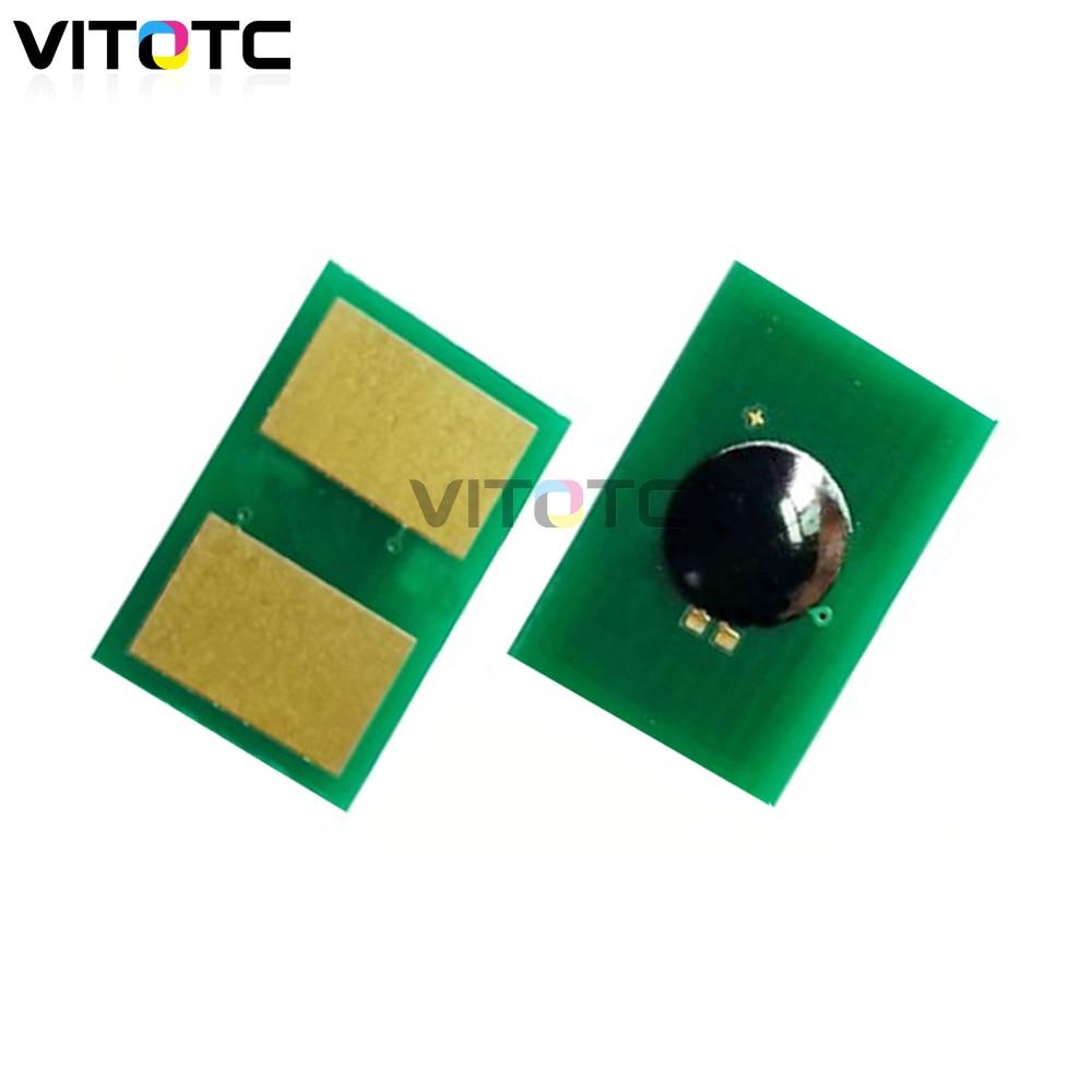 46508733 46508734 46508735 46508736 4 x Toner Chips for Okidata C332dn MC363dn