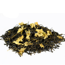 500g Maofeng jasmine green tea bulk specialty green jasmine flower tea green Chinese traditional food weight loss Fur Peak
