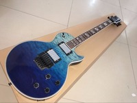 Selling Guitar OME Electric Guitar Blue Free Shipping
