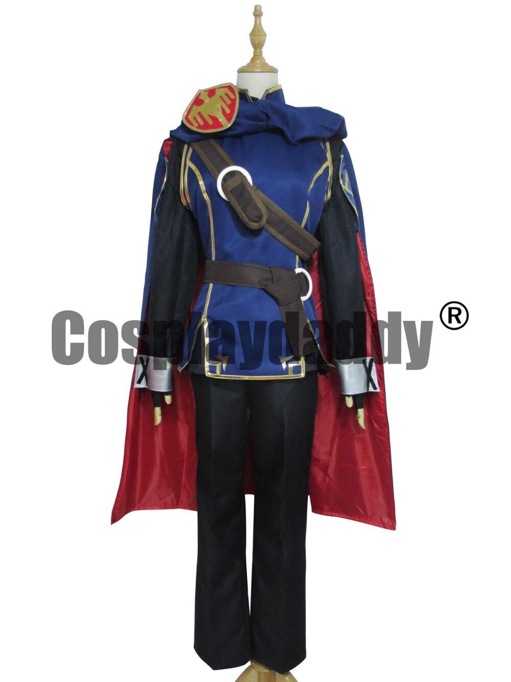 Fire Emblem Пробуждение lucina battleframe Хэллоуин равномерное Косплэй костюм