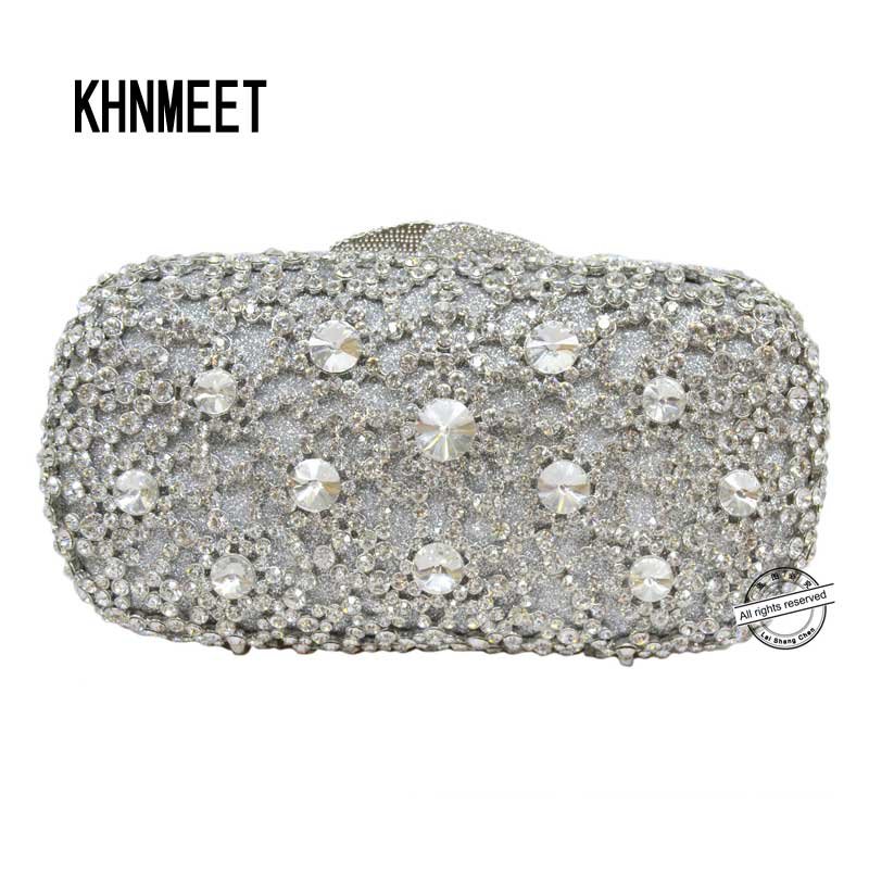 LaiSC crystal evening bags women Handcraft clutch bags rhinestones diamante dinner bag wallet bridal party pochette purse SC153LaiSC crystal evening bags women Handcraft clutch bags rhinestones diamante dinner bag wallet bridal party pochette purse SC153