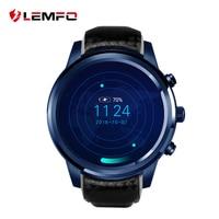 LEMFO LEM5 Pro Smart Watch Smartwatch 2GB 16GB Watch Phone MTK6580 Wrist Watch Cell Phone Heart