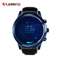 LEMFO LEM5 Pro Smart Watch Smartwatch 2GB + 16GB Watch Phone MTK6580 Wrist Watch Cell Phone Heart Rate Monitor 3G GPS