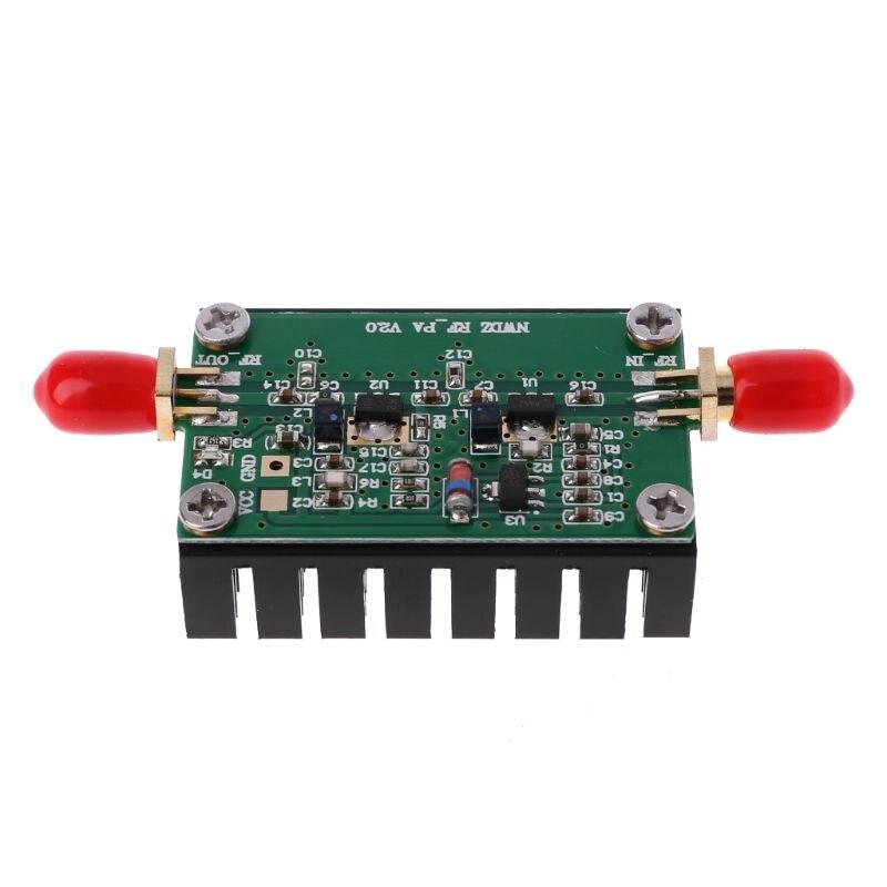 2MHz-700MHZ RF Power Amplifier Broadband RF Power Amplification For HF VHF UHF FM Transmitter Radio