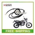 Sensor de velocidad del odómetro 400cc X5 XY400GY shineray moto accesorios de 1300mm de largo el envío libre