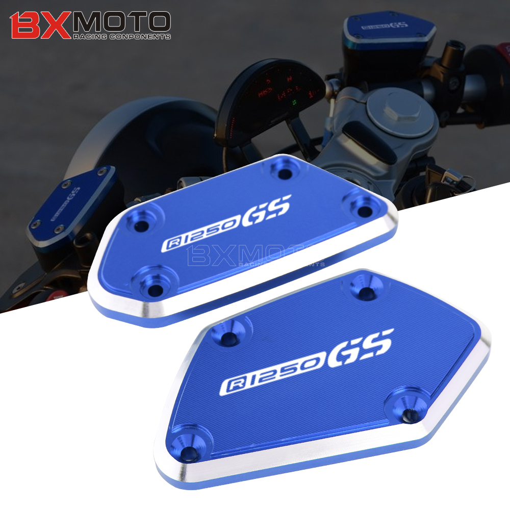 For BMW R1250GS Adventure R 1250 GS 2018 2019 Motorcycle Accessories Front Brake Clutch Fluid Reservoir