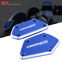 For BMW R1250GS Adventure R 1250 GS 2018 2019 Motorcycle Accessories Front Brake Clutch Fluid Reservoir Cover Caps