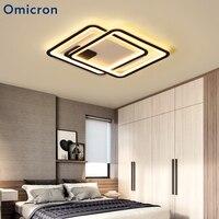 Omicron Modern parlak LED Avizeler Basit Kombinasyonu Yaratıcı Lamba Oturma Odası Yatak Odası Çalışma Odası Için Aydınlatma|Avizeler|   -