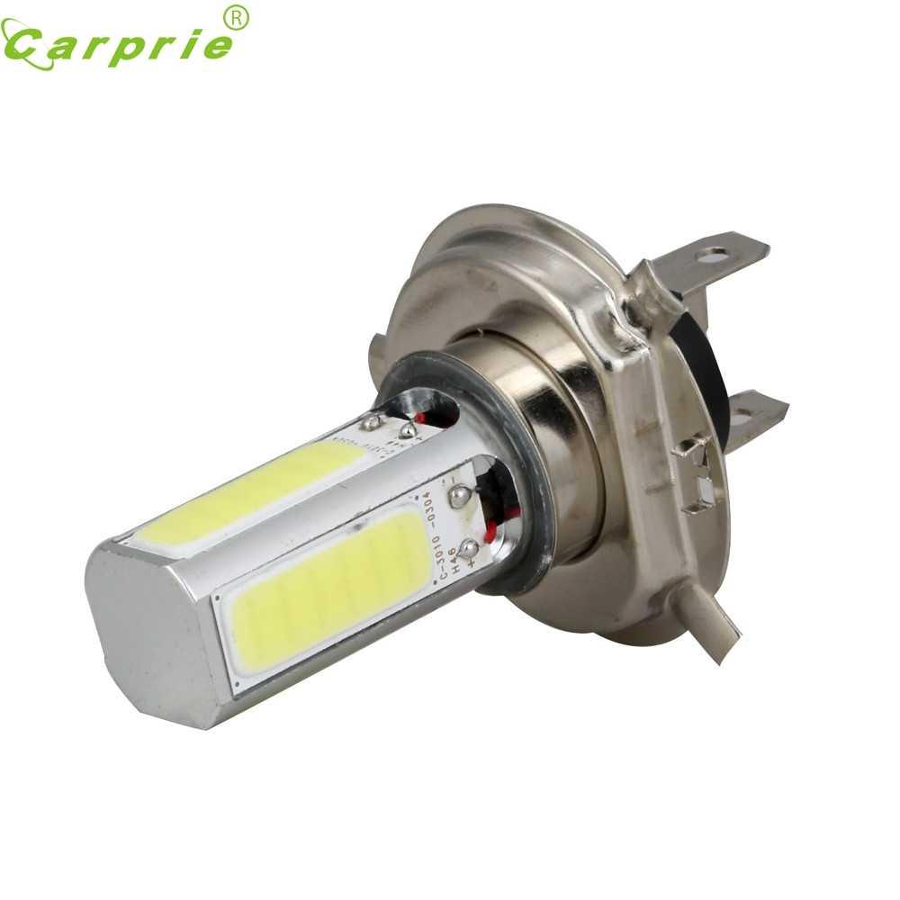 2017 Tiptop New Super Bright White 20W H4 Car COB LED Fog Daytime Running Light DRL Lamp DC 12V may03
