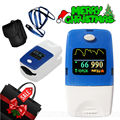 OLED  Contec CMS50C Blood Oxygen Fingertip Pulse Oximeter SPO2 Monitor Free shipping