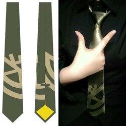 Anime Super Danganronpa 2 Dangan Ronpa Hinata Hajime Cosplay Costume Tie