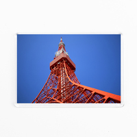 High Quality Acrylic Frige Magnet Tokyo Tower Of Japan Japanese Souvenir
