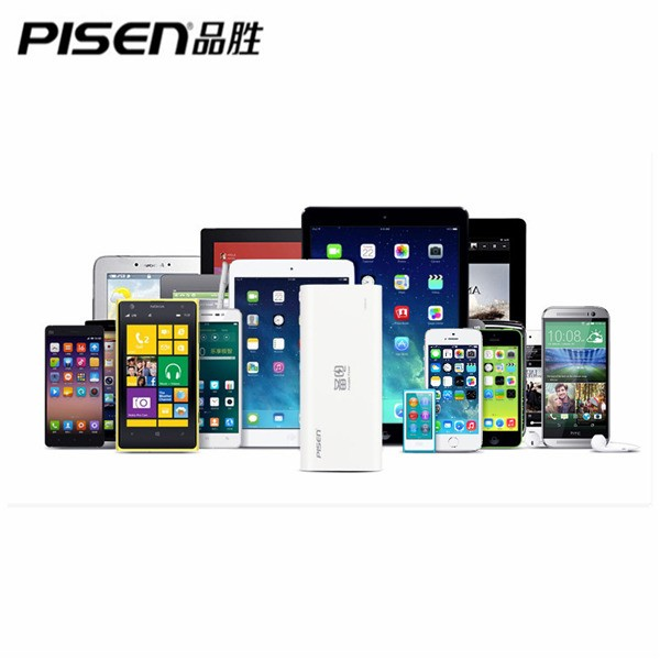 PISEN Mobile Power Bank 10000mAh  (1)