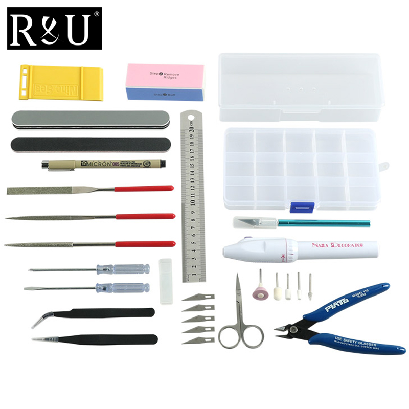NEW Upgrade Tools Set COMBO Scale Military Gundam Assembly Model Tool Kits Electric Grinding Machine Storage Box COMBONEW Upgrade Tools Set COMBO Scale Military Gundam Assembly Model Tool Kits Electric Grinding Machine Storage Box COMBO