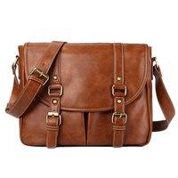 High Quality Leather Men Bags Shoulder Crossbody Bags Mans Casual Business Men's Messenger Bag Handbag Bolsas Male Promotion