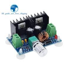 XH-M401 Max 8A 200W DC-DC fuente de alimentación XL4016 PWM ajustable 4-40V a 1,25-36V Módulo de placa de reducción