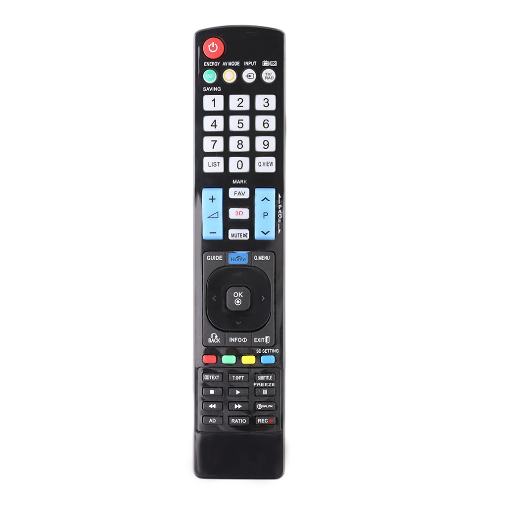 Intelligent Remote Control For LG Smart 3D LED LCD HDTV TV Direct Perfect Replacement Home Device
