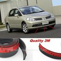 For Nissan Tiida Versa C11 C12 For Dodge Trazo Bumper Lip Deflector Lips / Body Kit / Strip / Front Spoiler Skirt / Tuning View