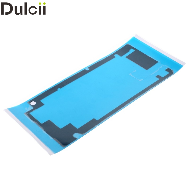 Dulcii Mobile Phone Parts for Sony Xperia XA Ultra Phone Parts Battery Back Cover Adhesive Sticker for Sony Xperia XA Ultra