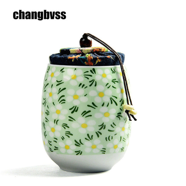 ceramic sugar coffee beans jars tea caddy storage bottle & jars for