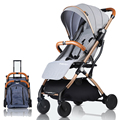 Kind Baby kinderwagen leichte, Tragbare Travel system kinderwagen baby wagen kann auf die flugzeug kinder kinderwagen für neugeborene