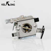 KELKONG High Quality Walbro Carburetor For Komatsu Zenoha Redmax G 2500TS Chinese Chainsaws 2500 25CC Carburetor