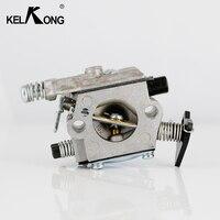 KELKONG High Quality Walbro Carburetor For Komatsu Zenoha Redmax G 2500TS Chinese Chainsaws 2500 25CC Carburetor