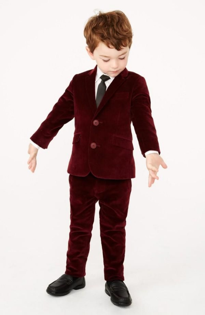 Toddler Boy Suits For Weddings
