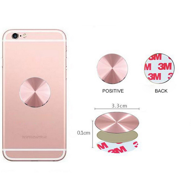 Metal Magnetic Disk for Car Phone Holder 3