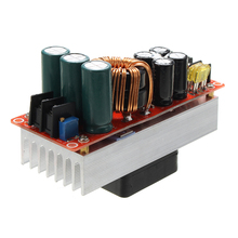 1PC 1500W 30A DC-DC high current DC constant current power supply module of electric booster Module Board