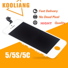 Grade AAA 4.7 inch LCD For iPhone 6S Display Touch Screen With Digitizer Replacement Assembly Parts  in stock 6 0 inch top quality new full lcd display touch screen digitizer assembly for lenovo s930 replacement parts