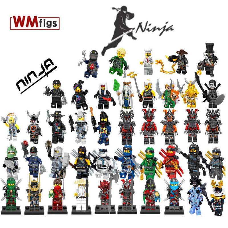 20pcs Wholesales Building Block Skeleton Skull Alien One-eyed Halloween Cyclops Omino Snake For Kid Toy Pg1164 New Varieties Are Introduced One After Another Blocks