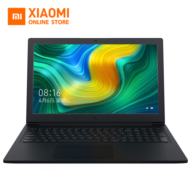 Original Xiaomi Mi Notebook 15.6'' Intel Core Laptops 128GB SSD+1TB HDD i5 NVIDIA GeForce MX110 Dedicated Card Win 10 Laptop