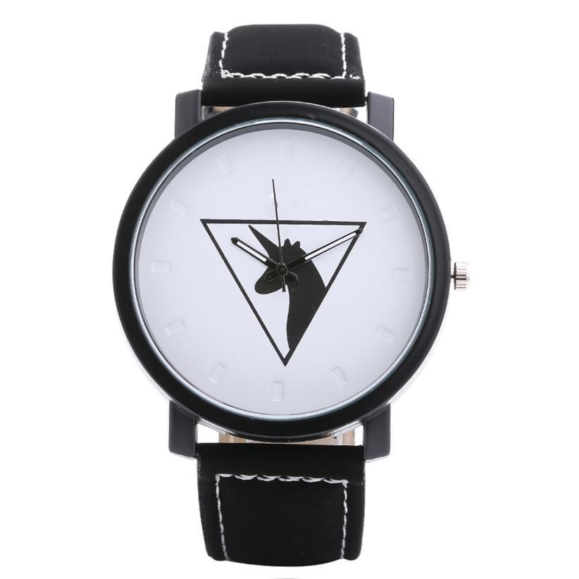 The factory explosion watches wholesale custom fashion Korean men students Unicorn gift watch cheap quartz men's Watch Z20