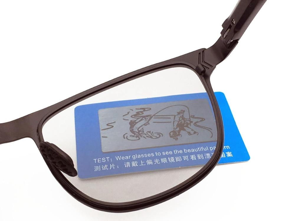 2018 Photochromic Polarized Sunglasses classic design Day Night Men's Sunglasses for Driving Fishing UV400 Sun Glasses for men 6