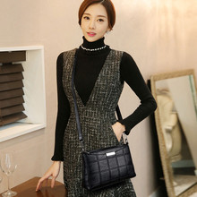 Pu Leather Women Handbag