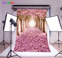SHENGYONGBAO Art Cloth Digital Printed Backdrops for Photography digital printed Scenery theme Photo Studio Background 10113 digital art