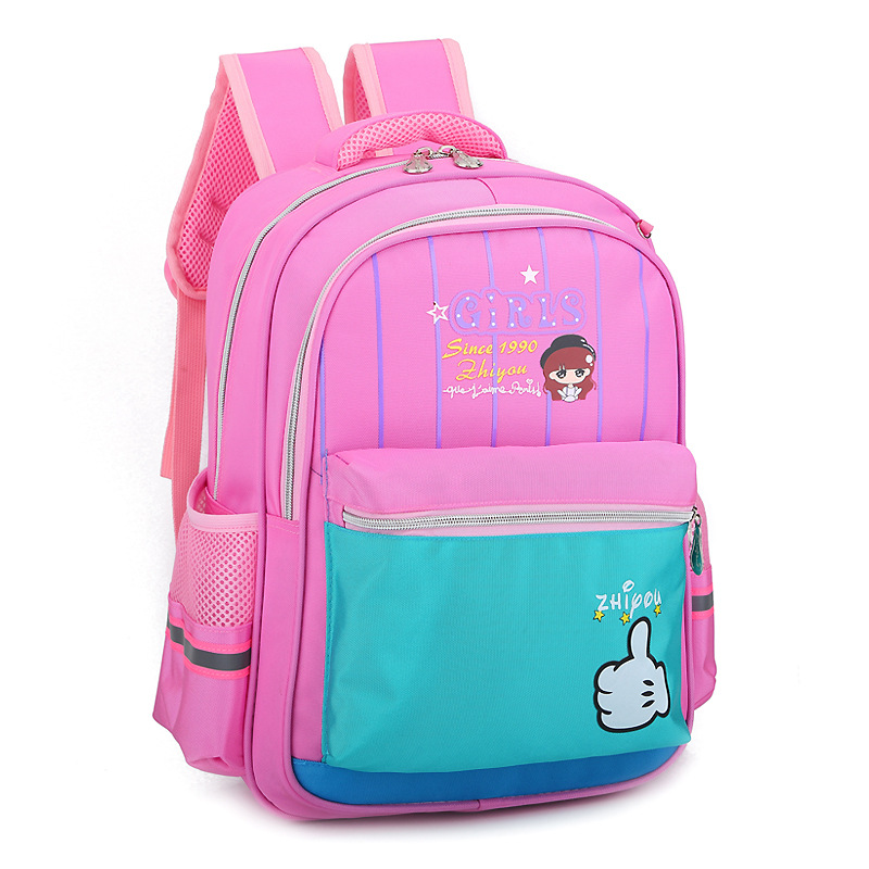 2018 Children School Bags Girls Orthopedic Backpacks schoolbag Waterproof Backpack primary school Backpack Kids Satchel Mochila