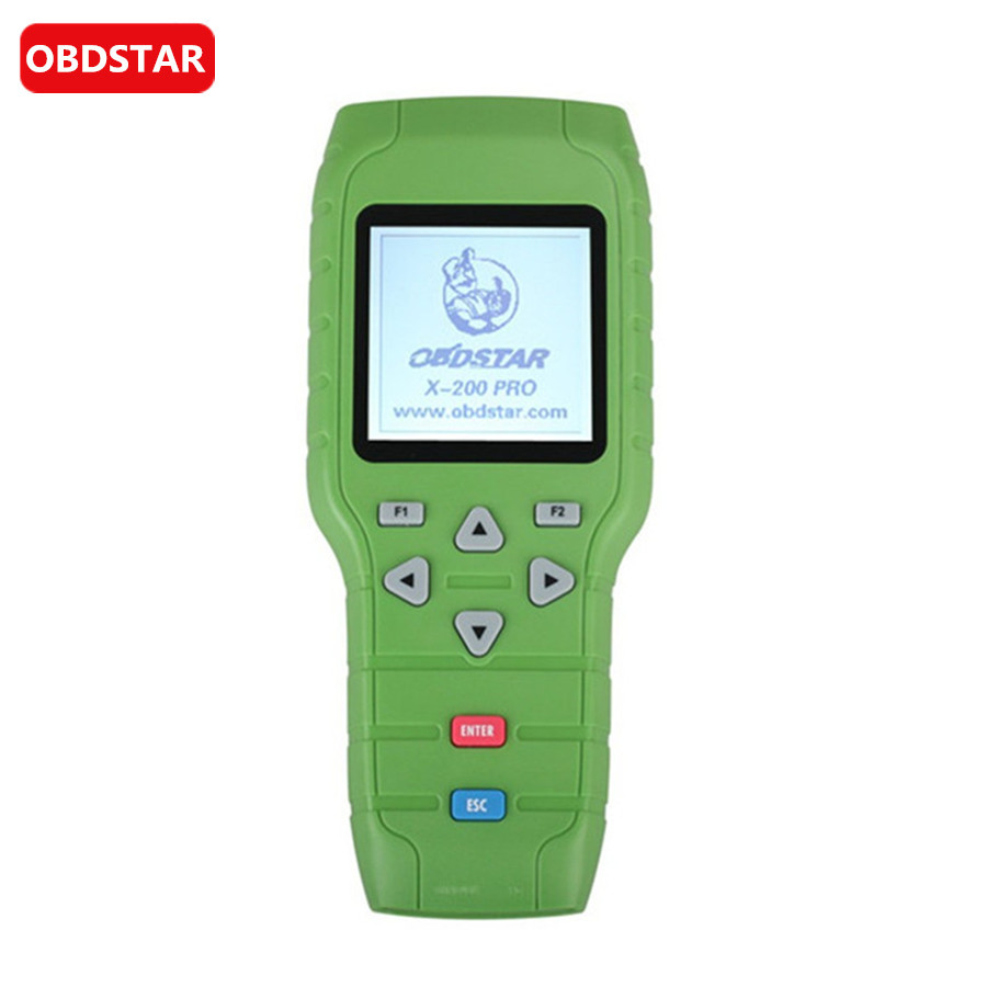 OBDSTAR X 200 X200 Pro A+B Configuration for Oil Reset + OBD Software + EPB-in Electrical Testers & Test Leads from Automobiles & Motorcycles    1