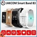 Jakcom B3 Banda Inteligente Novo Produto De Acessórios Eletrônicos Inteligentes como relógio engrenagem finow q1 para xiaomi mi banda 2 de Metal