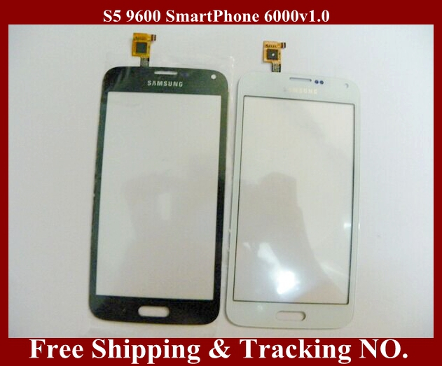 100% New Prestigio Touchscreen China Clone Samsung S5 G900 i9600 H9600 Smartphone 6000V1.0 Code Sensor Glass Replacement - Peace Striver Store store
