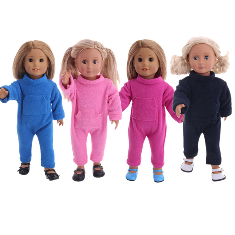 FASHION Clothes Outfit for 18 Inch Doll My Little Baby Accessories fit 18 39 39 Life Generation Doll toy fit Girls Gift in Dolls Accessories from Toys amp Hobbies