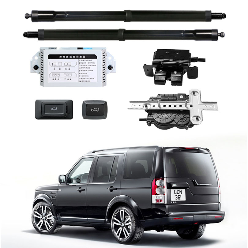 Smart Auto Electric Tail Gate Lift Special for Land Rover discovery 4 2016 our discovery island 4 dvd