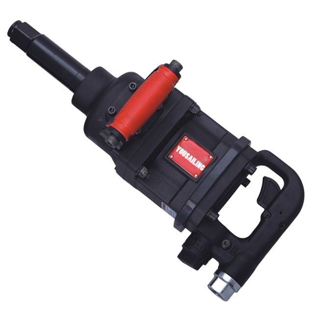Top Quality High Torque Industrial 1 inch Pneumatic Impact Wrench Air Imapct Wrench Tools 240KG