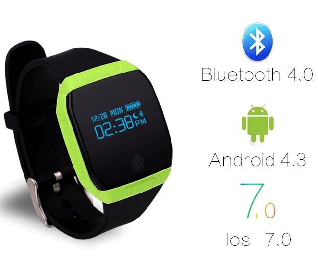 IP67 Waterproof watch Bluetooth font b Smart b font watch Z7 support Swimming model Smartwatch MTK